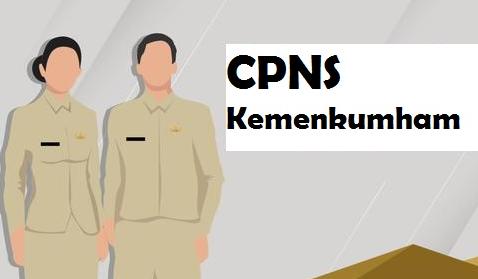 CPNS Kemenhumkam 2021